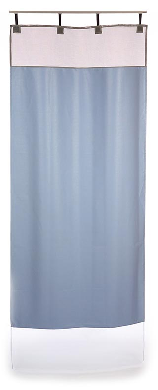 Secure Shower Curtain System